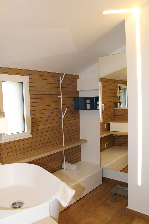 une salle de bain plus chaleureuse nathalie. Black Bedroom Furniture Sets. Home Design Ideas